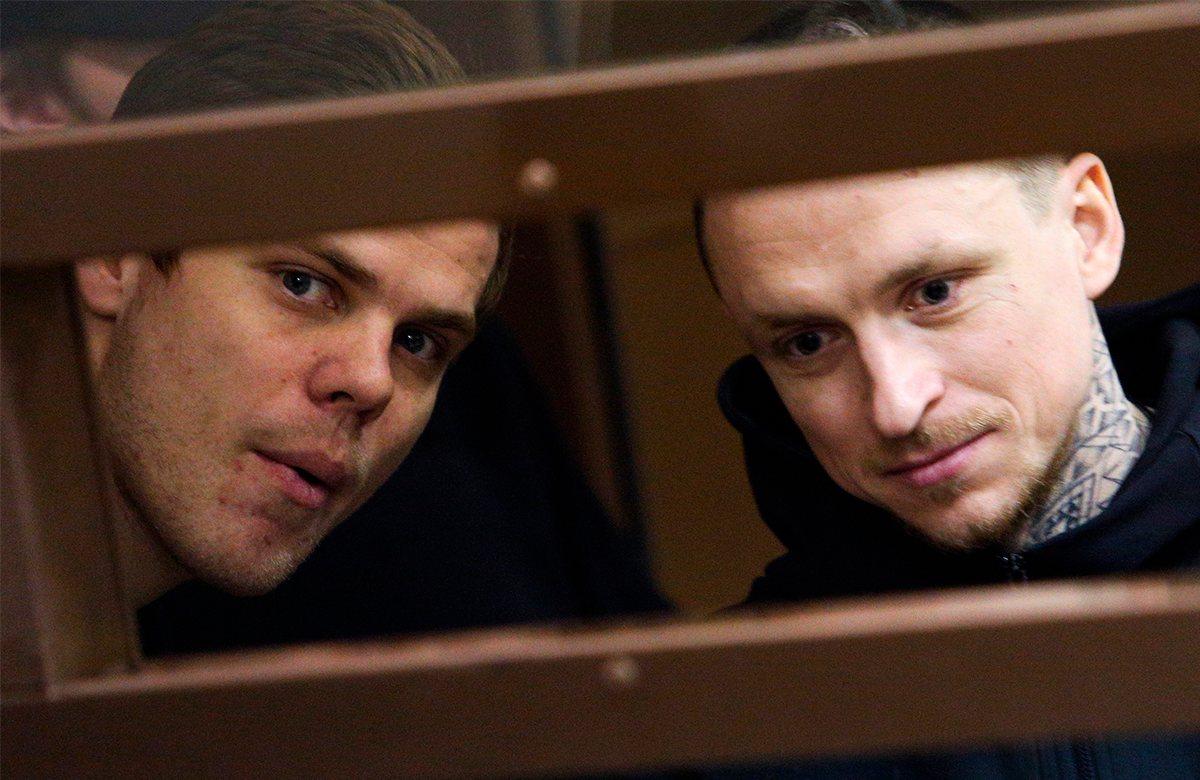 Суд удовлетворил ходатайство Кокорина и Мамаева об УДО