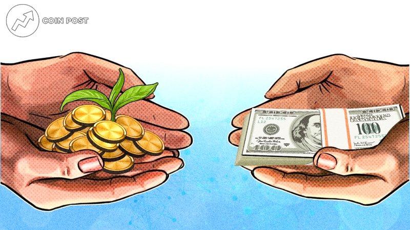Биткоин и доллар