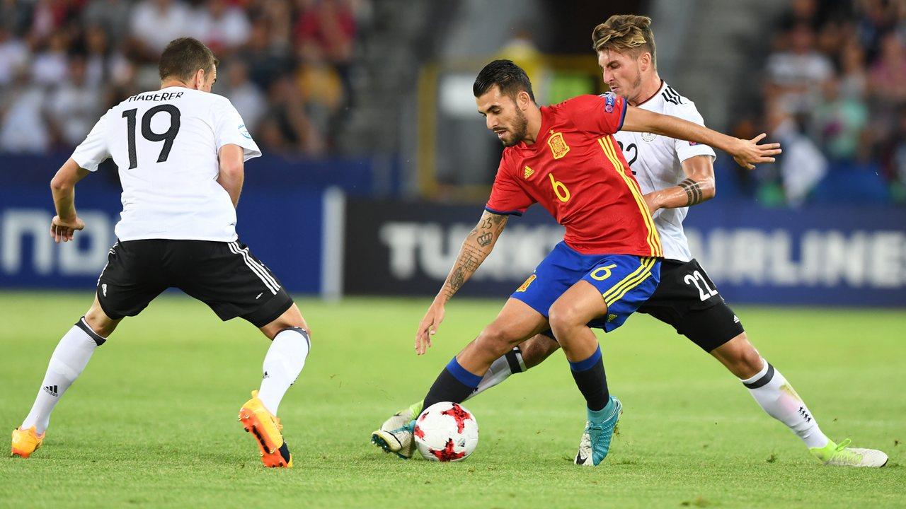 2 года назад Себальос не смог обыграть Германию. Что будет сейчас?