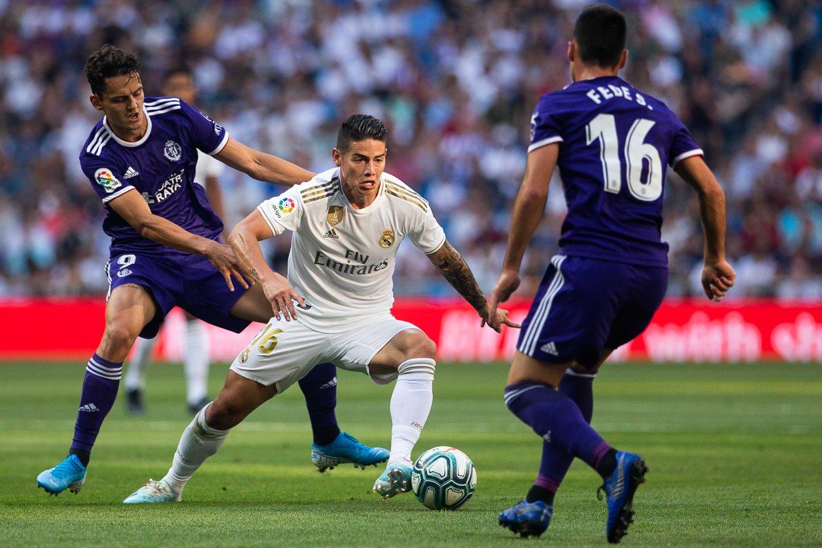 Хамес Родригес снова может покинуть Мадрид
