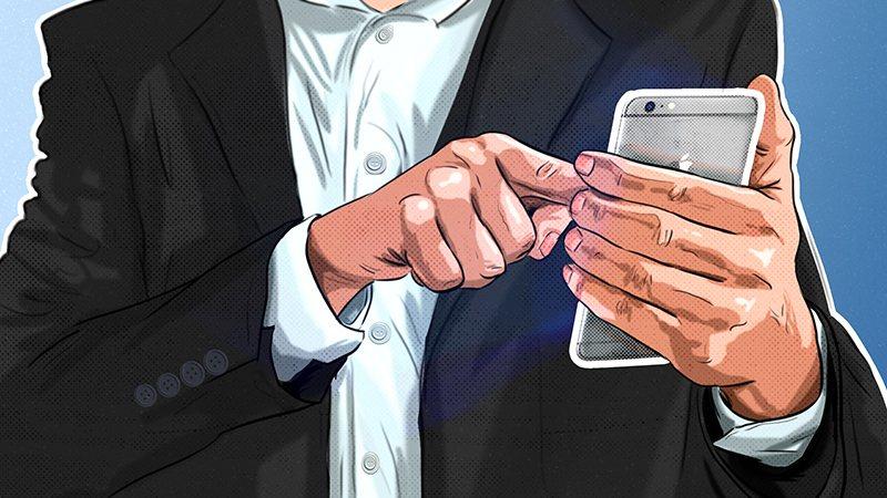 Мобильные платежи в криптовалюте