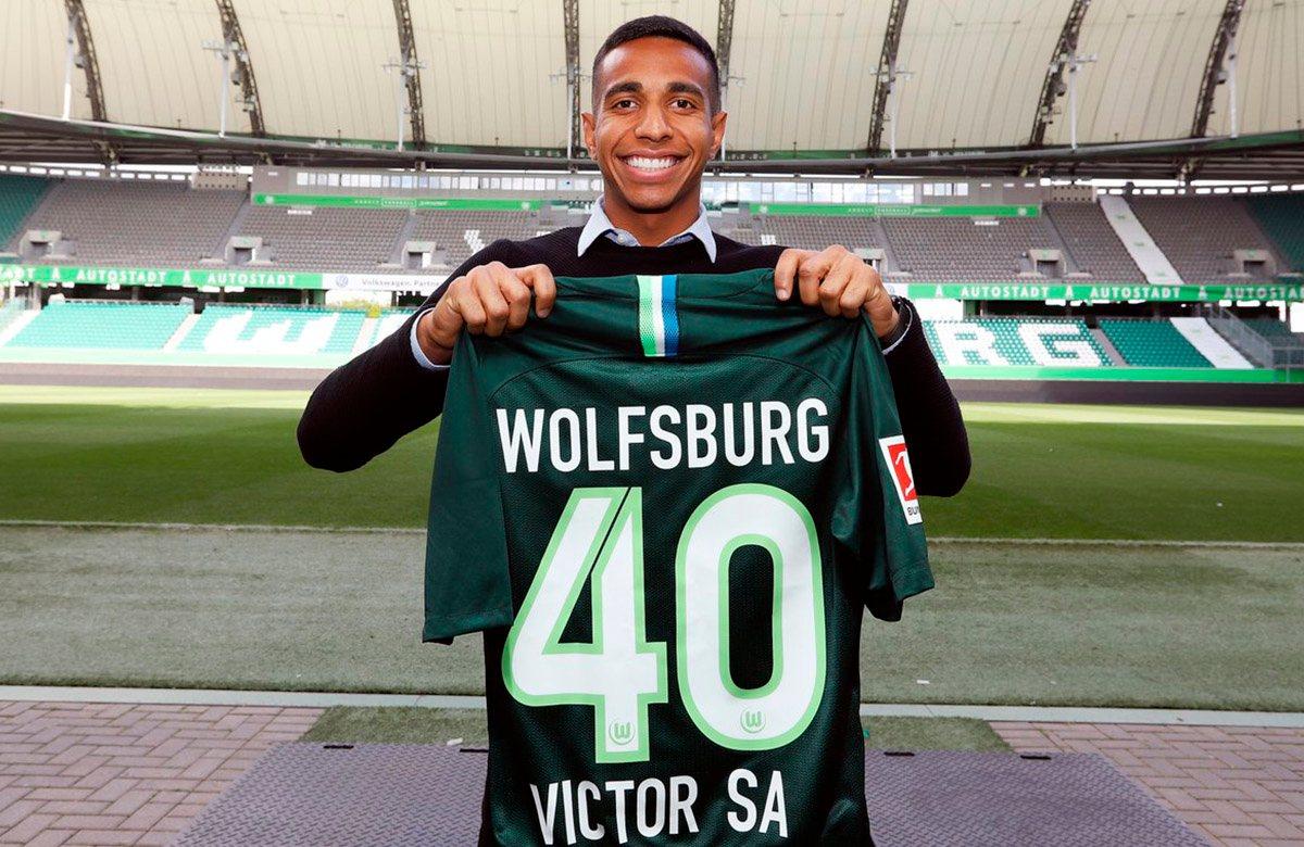 Жоао Виктор – второй новичок Вольфсбурга