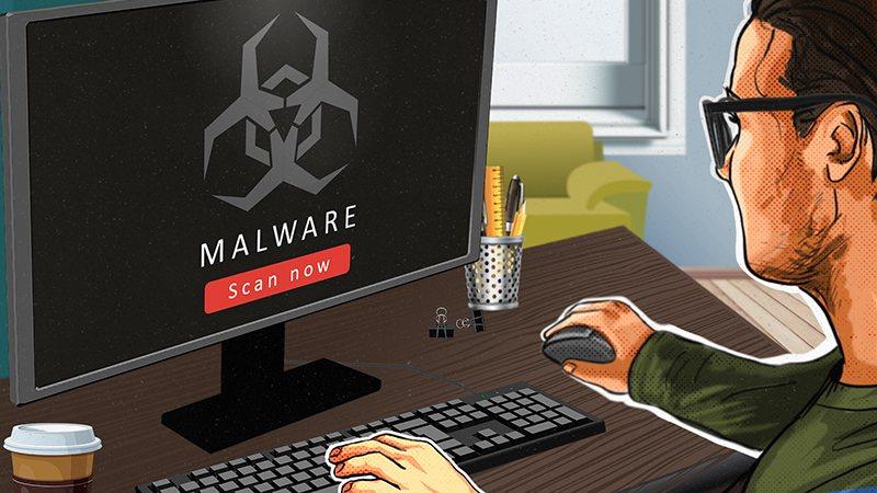 Криптовымогатели
