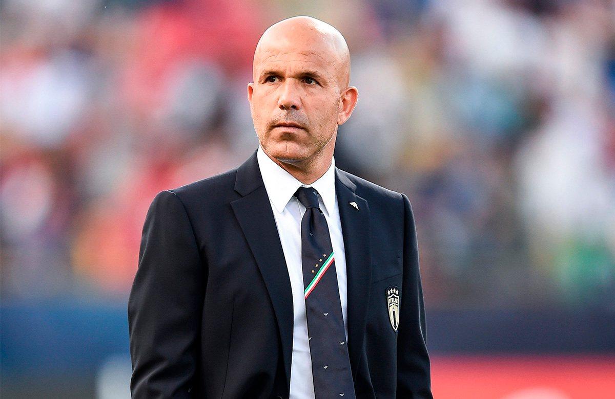Ди Бьяджо покинул молодежную сборную Италии