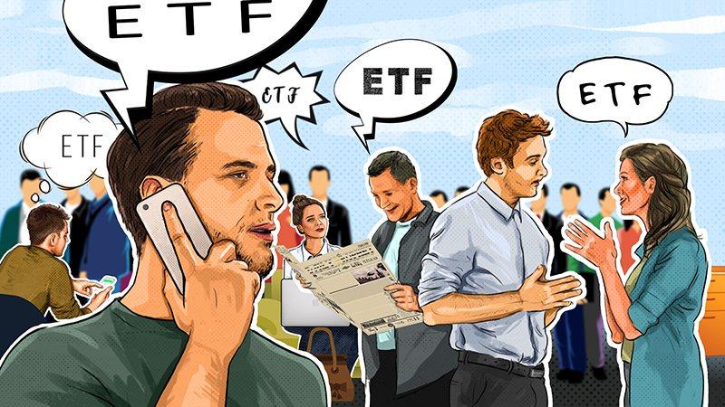 В Канаде запустили криптовалютный ETF, состоящий из корзины биткоина и Ethereum