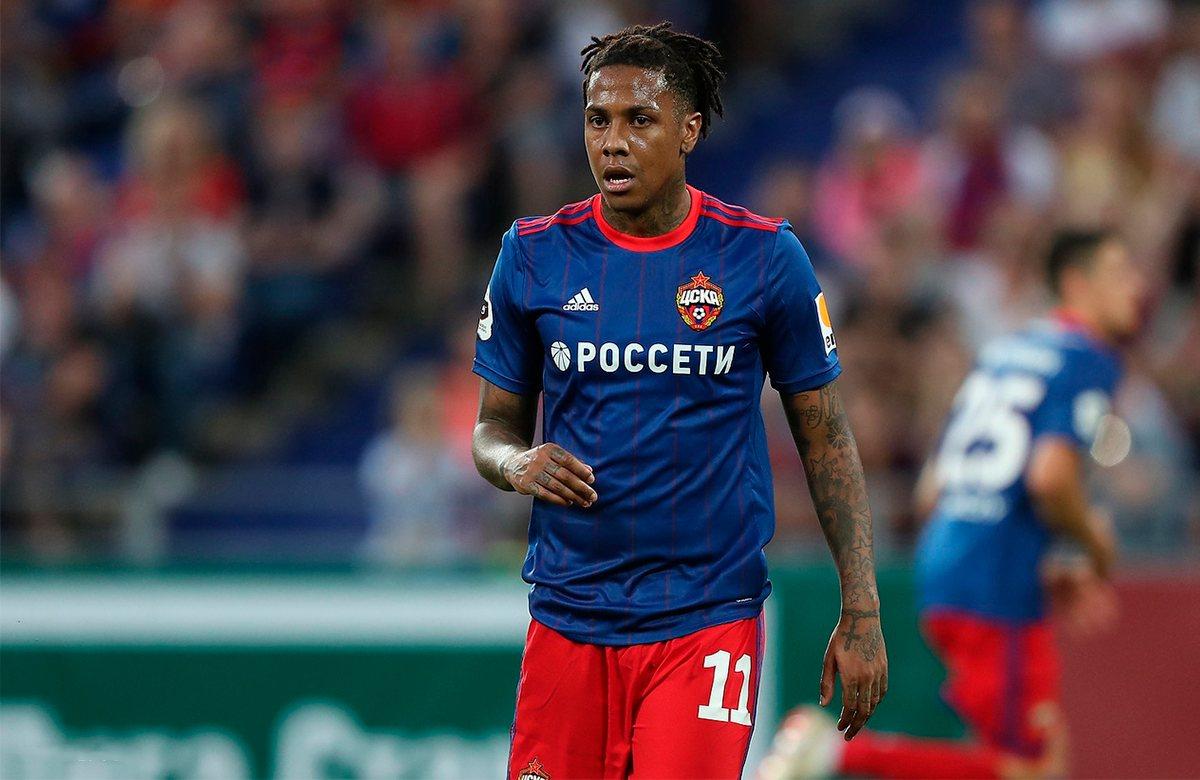 Абель Эрнандес покидает ЦСКА