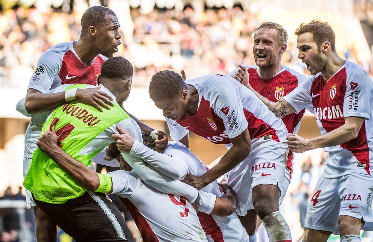 Монако борется за выживание в чемпионате Франции