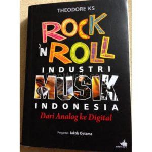 Jual buku Rock N Roll Industri Musik Indonesia