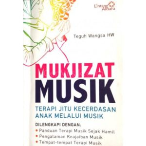 jual buku mukjizat musik