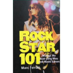 jual buku Rock Star 101