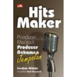 jual buku hits maker