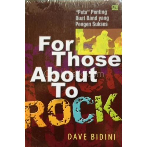 jual buku for those about to rock