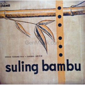 Jual Vinyl Suling Bambu