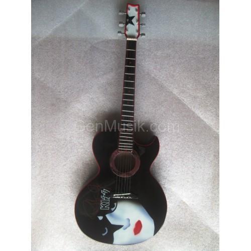 jual miniatur gitar