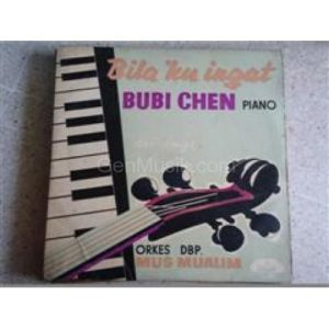 jual vinyl bubi chen