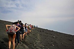 Pendakian gunung Anak Krakatau