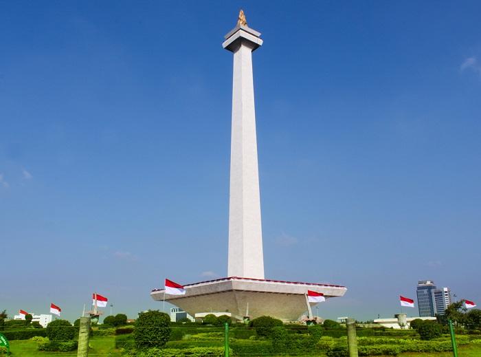 Monumen Nasional Jakarta Tempatwisataunikcom