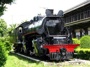 Museum Kereta Api Kota Ambarawa