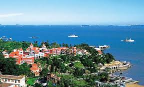 Pulau Gulangyu...
