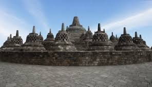 Candi Borobudur...