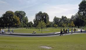 Diana Memorial Playground – London