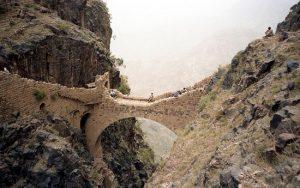 Jembatan Shahara Bridge – Yemen