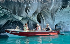 Marble Caverns of Carrera Lake – Chile