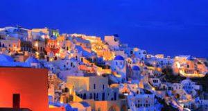 Santorini (Yunani)