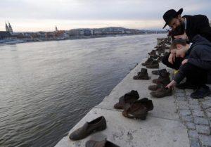 Holocaust Shoes Memorial