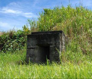 terowongan jepang perang dunia II