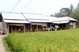 Penginapan Villa Angsana Homestay Pantai Sawarna