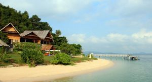 Pantai Telunas
