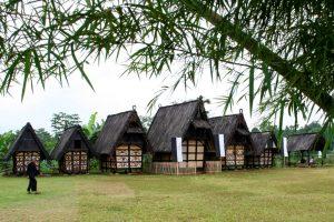 tempat wisata keluarga di bogor - Kampung Budaya Sindangbarang