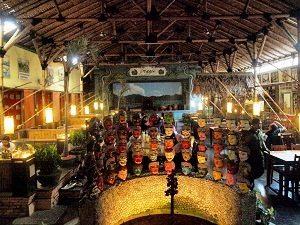 Inggil Museum Resto - tempat pre-wedding di malang