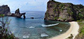 Pantai Atuh Bali