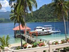 Pulau Terindah di Indonesia - Pantai Pulau Sikuai Sumatera Barat