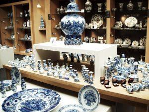 Royal Delft Blue, Keramik Khas Belanda - oleh-oleh khas belanda