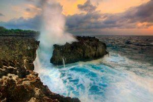 Nusa Dua Water Blow