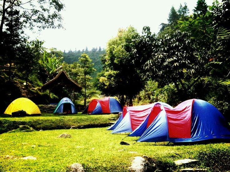 52 Tempat Camping Keluarga di Sukabumi