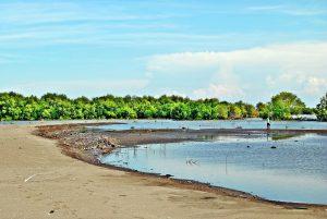 Wisata Alam Jabodetabek Paling Terbaik - pantai mutiara beting