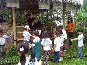 Cibubur Garden Diary - wisata anak di jakarta