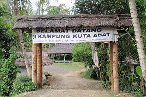 Kampung Adat Kuta