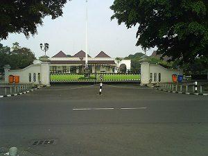 istana gedung agung jogja