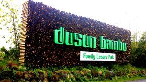 Keistimewaan Dusun Bambu