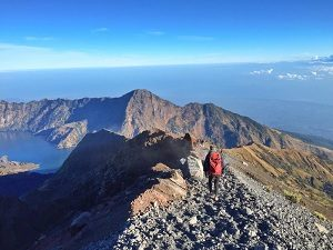 Rinjani-hiking