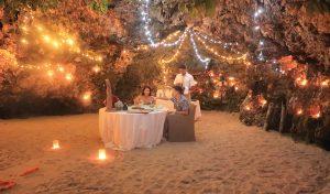 20 Tempat Makan Malam Romantis di Bali