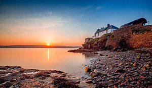 Shetland Isles Skotlandia