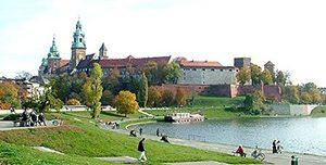 Krakow, Polandia