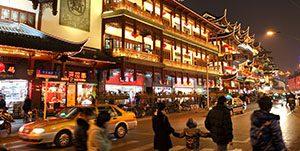 Cheng Hua Miao Market