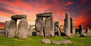 Stonehenge, Inggris